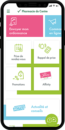 Application Pharmavie