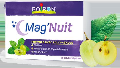 Mag'Nuit de Boiron, Complément alimentaire