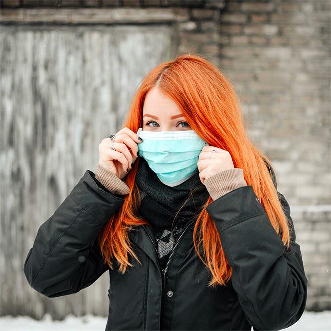 Trouver des masques pendant l'épidémie de COVID-19